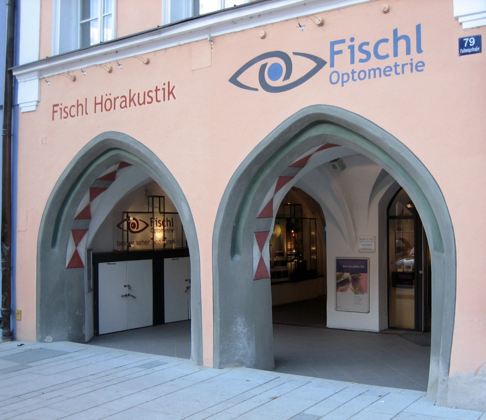 Fischl Optometrie in Neu�tting